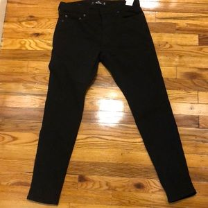 Men's Black Super Skinny jeans